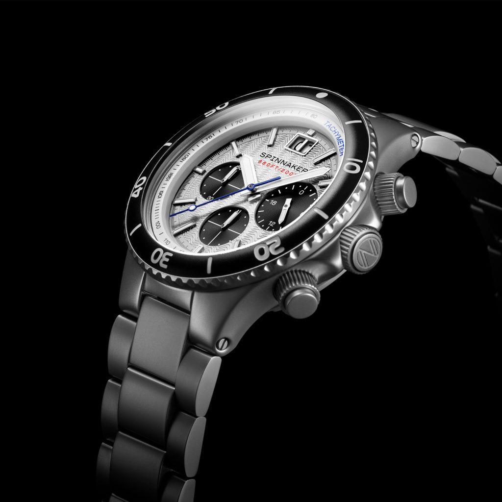 【レトロ×メカクオーツ×ダイバーズ】スピニカーの最新腕時計が3月20日発売