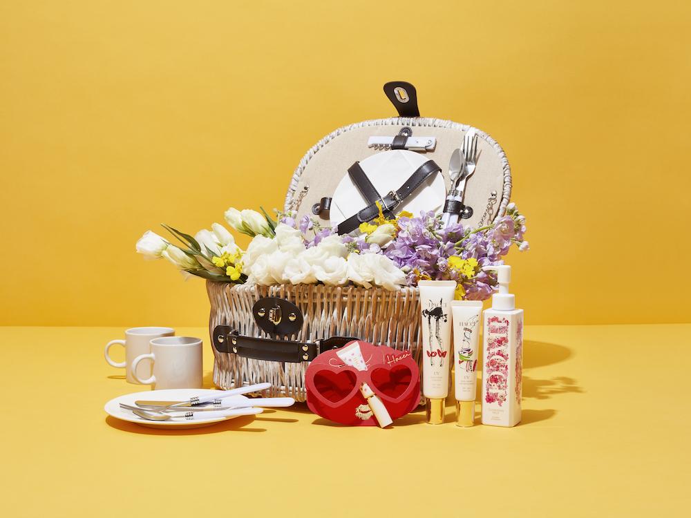 HACCIのピクニックやビューティーケアを楽しむサマーコフレ「Sunny Day」発売!